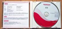 フィット FIT FIT3 サービスマニュアル (DVD)