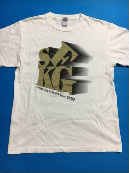 スキャフルキングscafull king 10周年Tシャツ/スカ、パンクロック、メロコア、エアジャム、ハイスタ、フェス、サマソニ、バンド