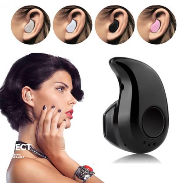 Bluetoothステレオサウンド! 片耳ワイヤレスイヤホン