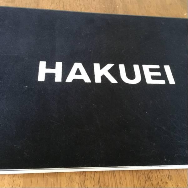 @ペニシリン HAKUEI 写真集 CD-ROMディスク付き@