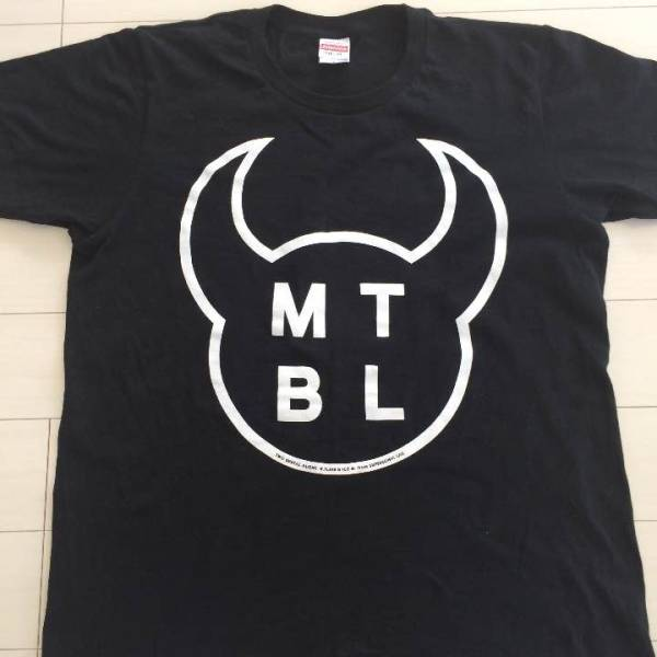 ★MOTHBALL Tシャツ Lサイズ 1度着用 モスボール バンT★