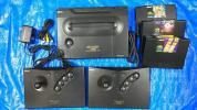 NEO GEO ネオジオ本体 ソフト他まとめてセット SNKスティック MAX330 サムライ 龍虎の拳 ヒーローズ JAPAN レア GAME