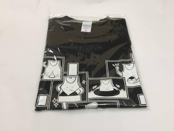 ヤバイTシャツ屋さん 夏の思い出Tシャツ ブラック XLサイズ 新品未開封 黒 京都大作戦2017 グッズ