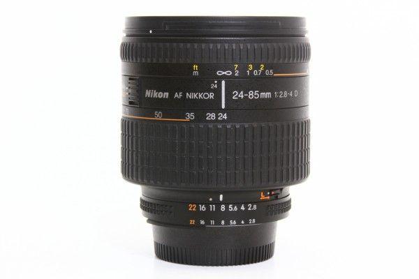 Nikon ニコン AF NIKKOR 24-85mm F2.8-4 D IF ズームレンズ 一眼レフカメラ用 交換レンズ 送料無料