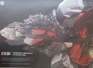 水曜日のカンパネラ 全国ツアー「IN THE BOX」来場者特典ポスター