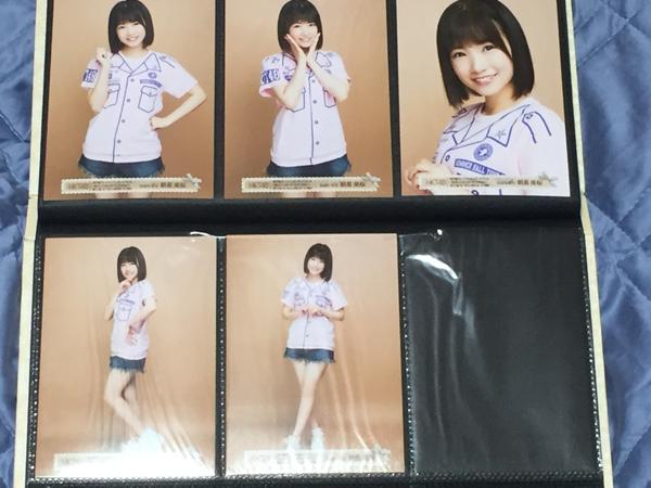 HKT48 朝長美桜 フレッシュメンバー イベント 会場 生写真 ライブグッズの画像