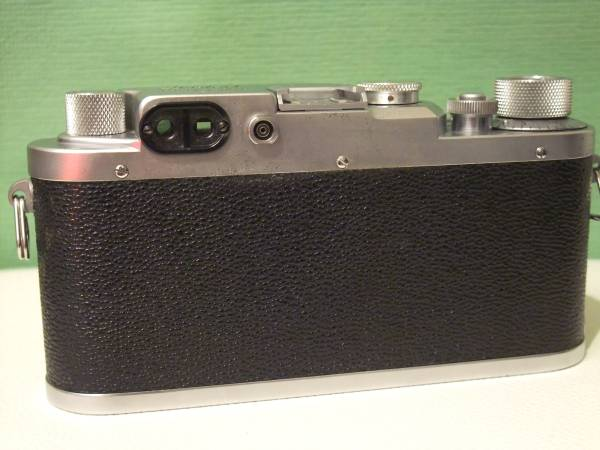 ■ レオタックス T シャッター全速作動 (ライカ Lマウントレンジファインダーカメラ for leica L rens) フォクトレンダー のレンズも使用可_画像2