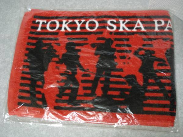 切手OK☆東京スカパラダイスオーケストラ マフラータオル☆スカパラ