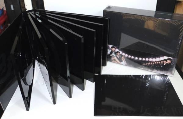 美品 黒の女教師 DVD BOX 榮倉奈々 松村北斗 千葉雄大 大野いと 広瀬アリス グッズの画像