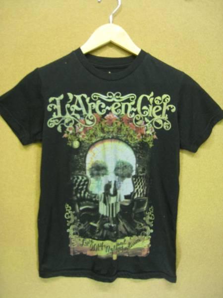 ♯ L'Arc-en-Ciel LIVE 2014 at 国立競技場 Produced by hyde T-Shirts Tシャツ Sサイズ 中古 ラルクアンシエル