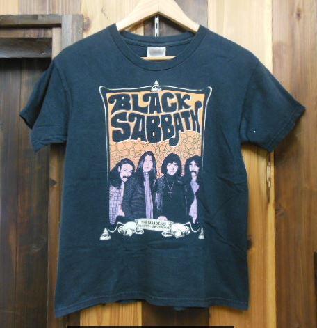 BLACK SABBATH Tシャツ Deep Purple Iron Maiden MotOrhead Judas Priest Ozzy Osbourne SUPREME