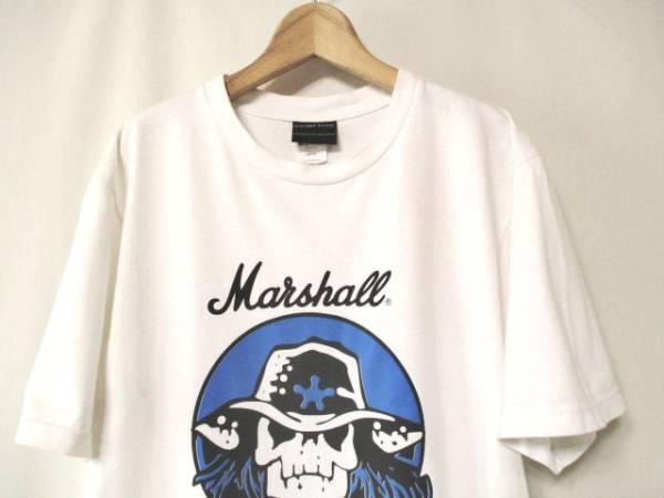 Marshall Tシャツ マーシャル アンプ ギター アンプ Tシャツ