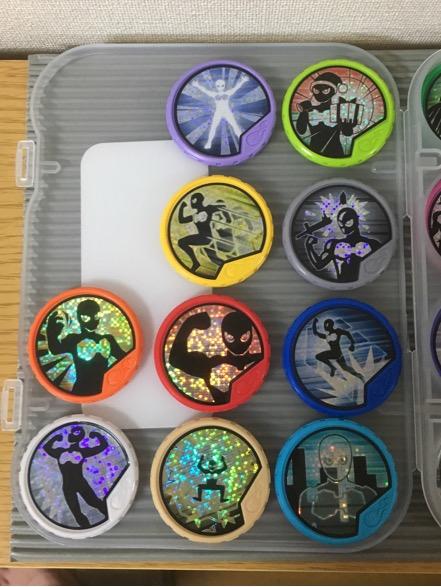 新品メダルケース付!仮面ライダー ブットバソウル エナジーアイテム~07弾 全22枚 フルコンプリート_画像2
