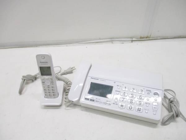Panasonic パナソニック おたっくす KX-PD301DL 子機1台付きKX-FKD401-W●