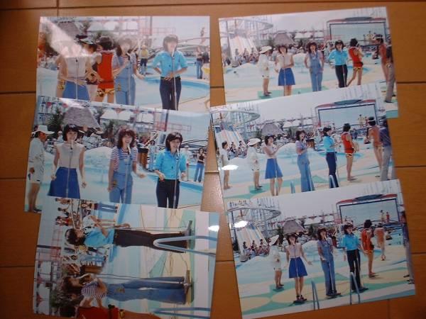 キャンディーズ 写真17枚 伊藤蘭・田中好子・藤村美樹 75.8.1 42年前の今日 ライブグッズの画像