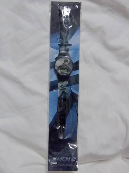 映画 X-MEN2 ウォッチ 腕時計 レディデスストライク ケリー・フー マーベル正規品 xメン 新品未使用 グッズの画像