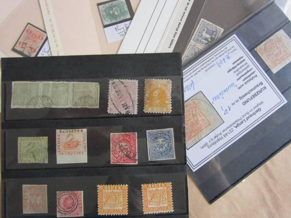 ★外国の古い切手 未・済混 18枚 西オーストラリア、ネパール、チベット他★