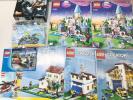 ☆説明書付き☆ レゴ 大量 41055 シンデレラの城 31012 ファミリーハウス など LEGO クリエイター フレンズ ミニフィグ テクニック