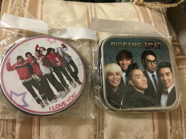 ◆BIG BANG CDケース 2個セット◆1440