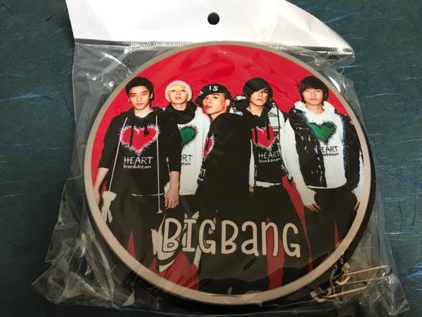 ◆即決新品◆BIG BANG CDケース ◆1462