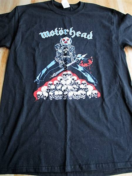 MOTORHEAD Tシャツ snaggletooth 黒M モーターヘッド / metallica slayer iron maiden