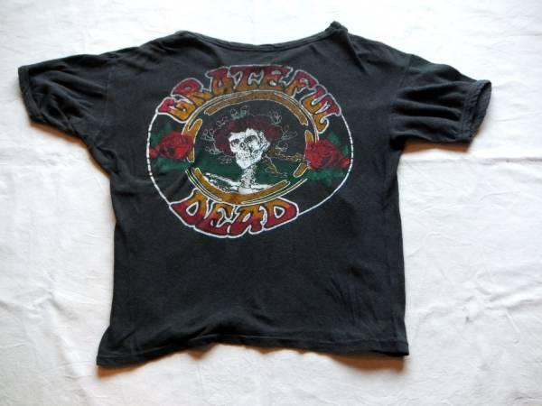 グレイトフルデッド GREATFULL DEAD パキ綿 Tシャツ