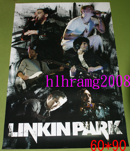 Linkin Park リンキンパーク ポスター A