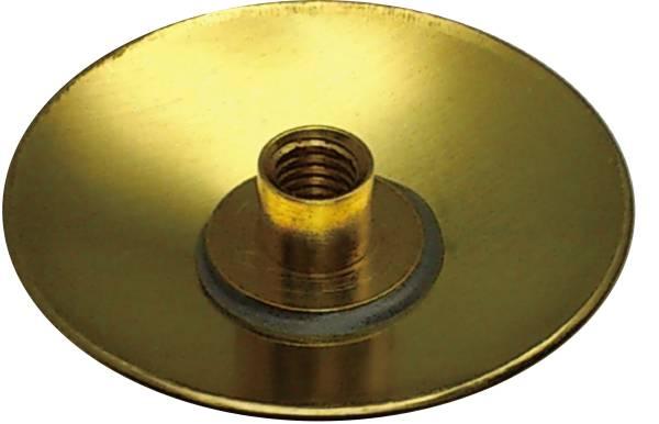 浮世絵 コンチョ UKY-3ZL-N 真鍮 (しんちゅう) 24ミリ ネジ式 1個_画像2