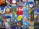 アメリカ輸入★アニメ/ゲーム キャラクター Tシャツ 28枚セット★古着卸 ポケモン ドラゴンボール スーパーマリオ 任天堂 SEGA No.O-7