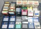 大量セット 約270枚 FD フロッピーディスク MF2DD AKAI Roland TEIJIN Mitsubishi Datalife他 S900用など