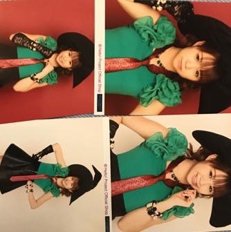 Juice=Juice 高木紗友希 ハロウィン 生写真 4枚セット