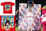【広島東洋カープ】鈴木誠也サヨナラホームランTシャツ Lサイズ 完売品【限定品】
