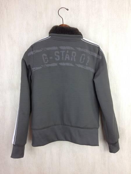 G-STAR RAW◆ブルゾン/-/-/KHK/無地_画像2