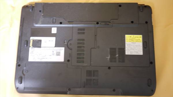VersaPro タイプVA VY25A/A-A PC-VY25AAZ7A PC-VY25AAZ7A ジャンク_画像3
