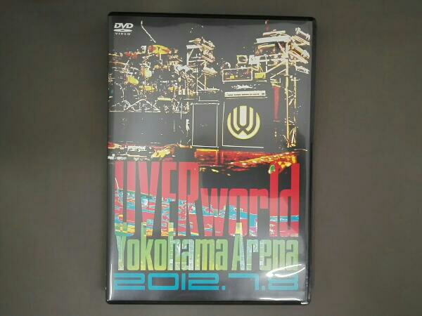 UVERworld Yokohama Arena ライブグッズの画像