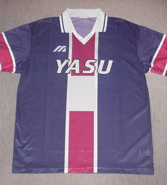 野洲高校 ミズノ ユニフォーム シャツ 高校サッカー