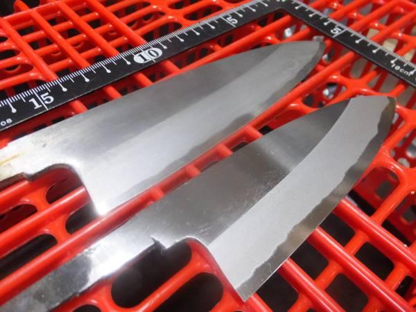 2-3/業務用・厨房 堺 別打 出刃包丁 刃 115mm/140mm 2本セット 未使用品