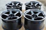 YOKOHAMA advan racing GT 18インチ 11j +15 4本