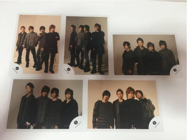 They武道 宇宙Six★林翔太・山本亮太・江田剛★2012年ジャニーズショップ公式写真5枚