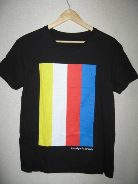 コーネリアス 小山田圭吾 SENSUOUS SYNCHRONIZED SHOW Tシャツ Lサイズ 黒
