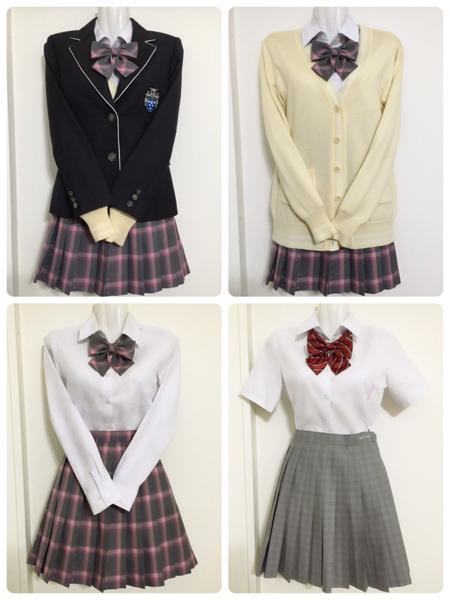 【新品未使用】ルネサンス大阪高校 女子制服フルセット 超特大サイズ 5L