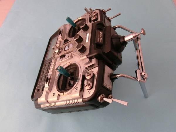 【新品】JR フタバ プロポ 送信機用 プロポスタンド 調整に便利