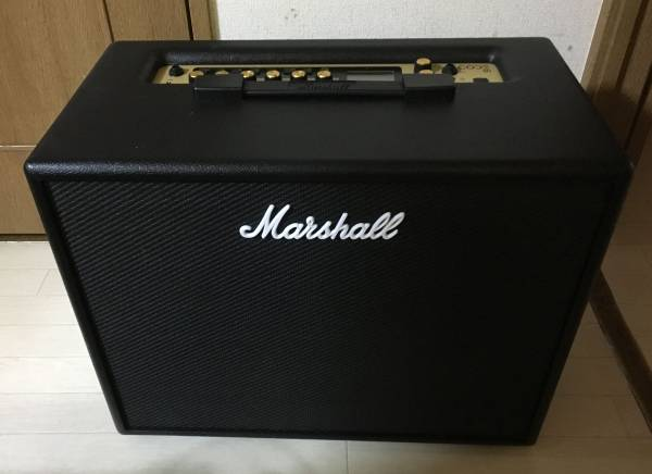 高品質 Marshall CODE 50