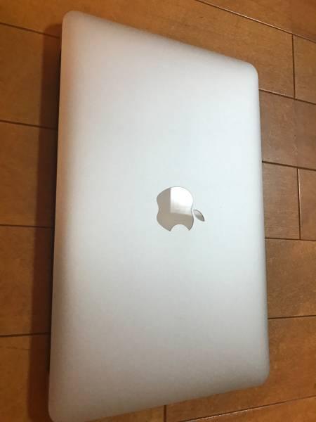 【中古美品】MacBook Air 11インチMid2012 Core i7 8GB_画像2