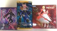未開封 Fate/EXTELLA Fate/Grand Order SPM 玉藻の前 ネロ・クラウディウス サーヴァントフィギュア ランサー/スカサハ 3種セット