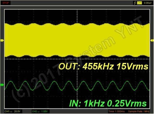 【修理・新版】AM中間周波マーカー基板・部品セット_画像2
