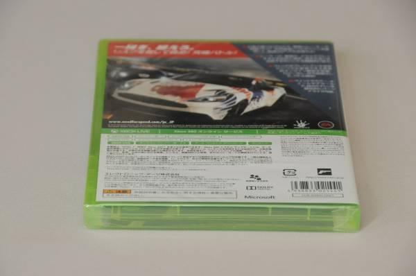 335●未開封 Xbox360 NEED FOR SPEED RIVALS / ニード・フォー・スピード ライバルズ3