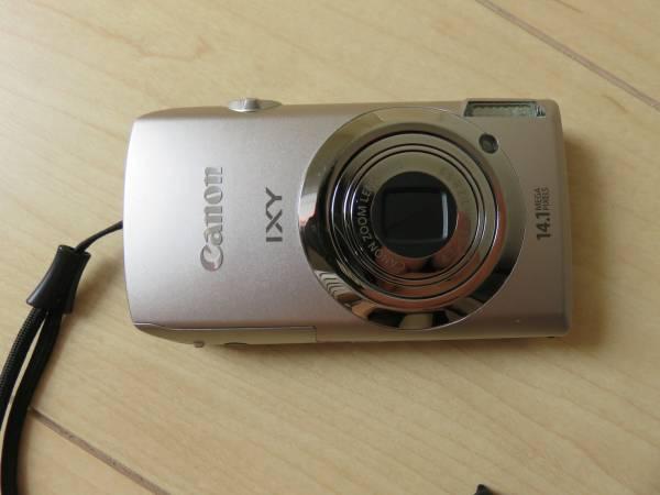 Canon キャノン IXY10S デジタルカメラ