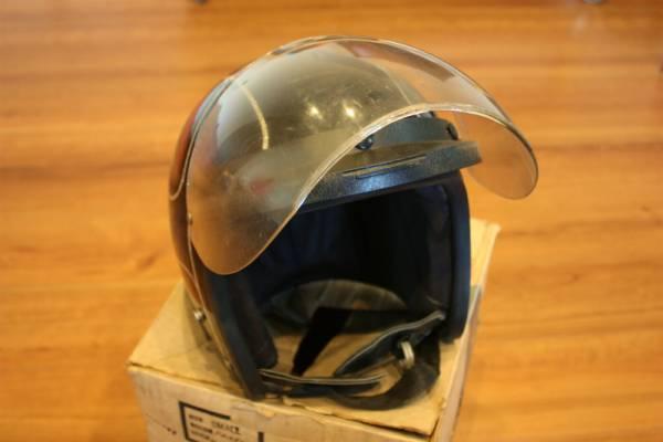 ビンテージ ヘルメット ELECTRO HELMETS 当時物 ラメ パネルデザイン 検索 / BUCO BATES_画像3