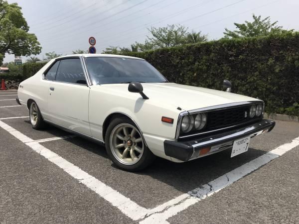 【最落無・売切】52年式 スカイライン ジャパン